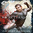 No Return Audiobook by Zachary Jernigan Narrated by John FitzGibbon