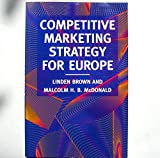 img - for Competitive Marketing Strategy for Europe: Developing, Maintaining and Defending Competitive Advantage book / textbook / text book
