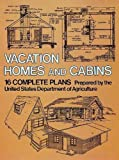img - for Vacation Homes and Log Cabins book / textbook / text book