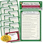 CHRISTMAS QUIZ GAMES: FACTS & TRIVIA...