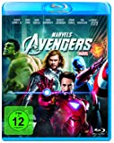 DVD - Marvel's The Avengers [Blu-ray]