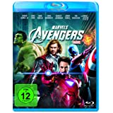 "Marvel's The Avengers [Blu-ray]von ""Robert Downey Jr."""