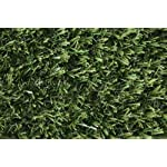 2' X 4' Premium Synthetic Turf. Size 46oz. Rubber Backed with Drainage Holes.