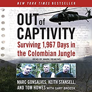 Out of Captivity Audiobook