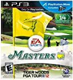 Tiger Woods Pga Tour 12 : The Masters - Move Compatible (PS3)