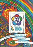 Stamps for collectors: Soviet-Union block184 (complete.issue.) unmounted mint / never hinged 1985 World Games the Youth and Students