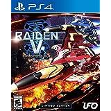 Raiden V: Director's Cut Limited Edition w/ Original Soundtrack CD - PlayStation 4