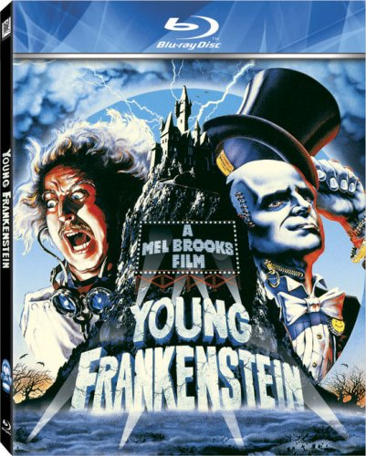 Young Frankenstein / Молодой Франкенштейн (1974)