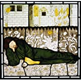 Chaucer Asleep, by Sir Edward Burne-Jones (V&A Custom Print)