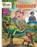 LeYo!: Dinosaurier Pappbilderbuch mit App