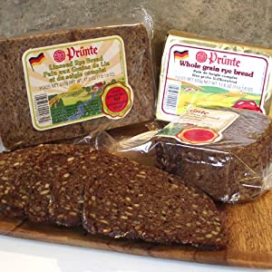 German Rye Bread - Whole Grain (1.1 pound)