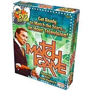 Match Game DVD
