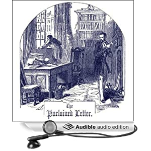 Amazon.com: The Purloined Letter (Audible Audio Edition): Edgar Allan ...