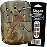 ZIPPO RealTree Camo Hand Warmer and Replacement Burner Set