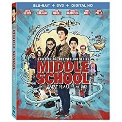 Middle School: The Worst Years Of My Life [Blu-ray]