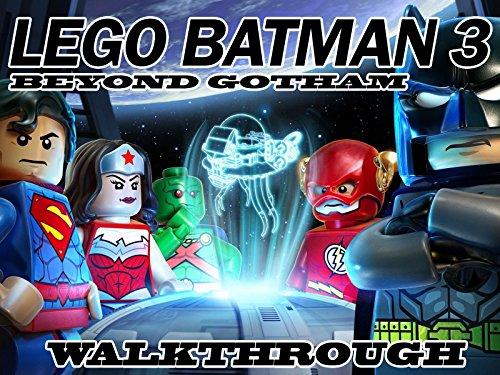 Clip: Lego Batman 3 Beyond Gotham Walkthrough - Season 1