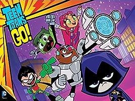 Teen Titans Go!: The Complete Second Season [HD]