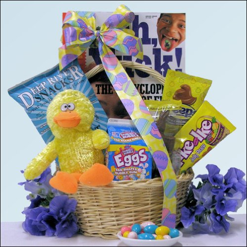 Oh Yuck! Easter Fun: Easter Gift Basket Tween Boys <br>Ages 10 to 13 Years Old