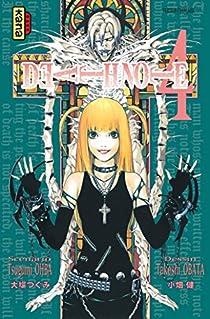 Death Note, Tome 4 par Ohba