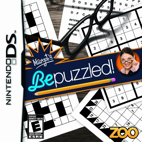 Margot's Bepuzzled - Nintendo DS (Crossword Puzzle Software compare prices)