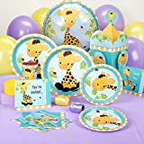 Giraffe Baby Shower Standard Party Pack for 8