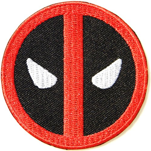 [Deadpool Superhero Marvel Avengers Cartoon Comics Movie Patch Sew Iron on Embroidered Applique Collection DIY By] (Incredible Hulk Costume Diy)