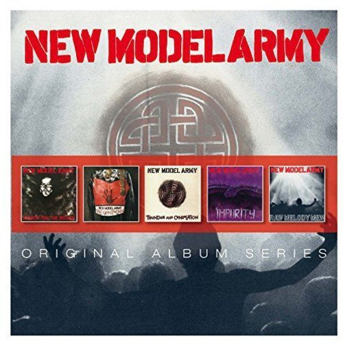Original Album Series by NEW MODEL ARMY (2014-05-04)