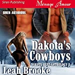 Dakota's Cowboys: Dakota Heat, Book 3 | Leah Brooke