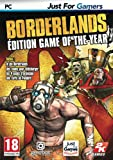 Borderlands - édition game of the year - just for gamers