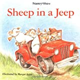 SHEEP IN A JEEP (0395470307) by Shaw, Nancy E.
