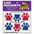 Imagine This, Mini Paws, 1.75x1.75 Inches