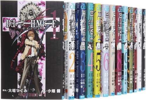 DEATH NOTE コミック 全13巻完結セット (ジャンプ・コミックス)