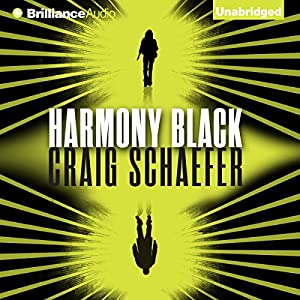 Harmony Black Audiobook
