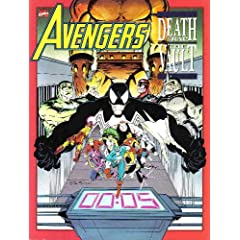 The Avengers: Deathtrap : The Vault (Marvel comics) by Danny Fingeroth