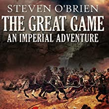 The Great Game (       UNABRIDGED) by Steven O'Brien Narrated by Jeremy Clyde