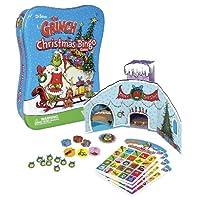 Dr Seuss Grinch Christmas Bingo