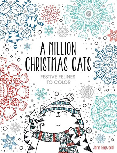 Download A Million Christmas Cats Festive Felines To Color