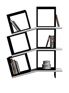 Libreria Balance Nero e Bianco - M.KT.02.11065.2