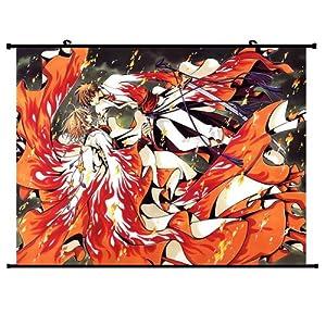 "Home Decor Japanese Anime Wall Scroll Anime Poster Tsubasa Reservoir Chronicle(32""*24"")"