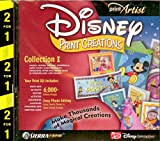 Disney Print Creations 2 for 1