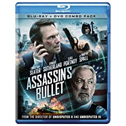 Assassin's Bullet [Blu-ray / DVD Combo]