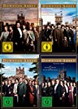 Downton Abbey - Staffel 3-6 (16 DVDs)