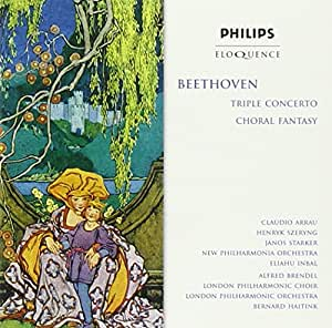Beethoven:Triple Concerto