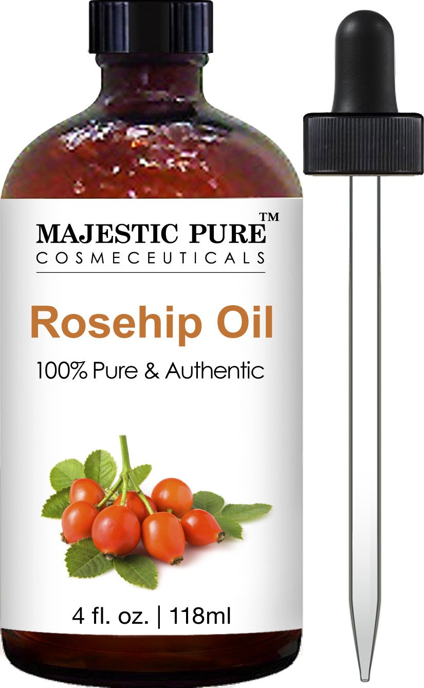 rosehip oil face acne