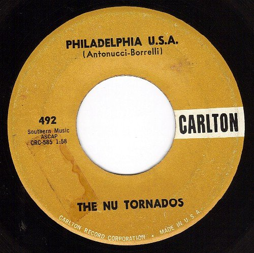 Tornados - Philadelphia U.s.a./magic Record (Vg 45 Rpm) - Zortam Music