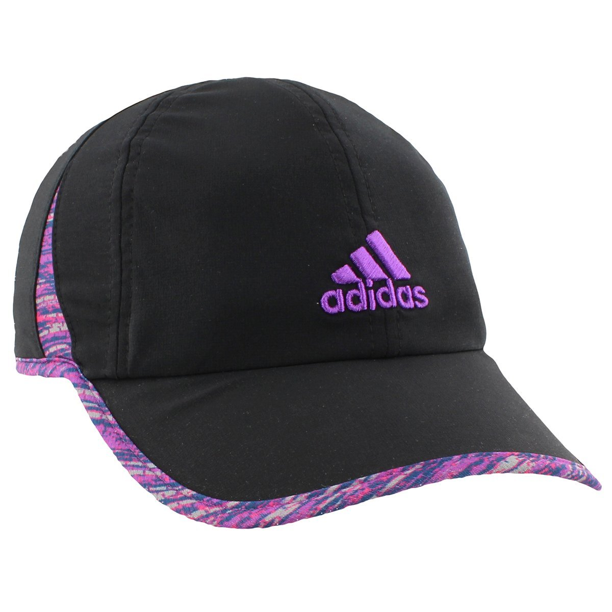 Galleon Adidas Women S Adizero Ii Cap Black Shock