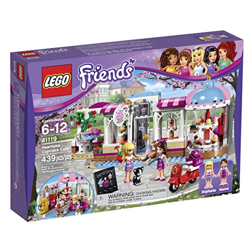 LEGO Friends Heartlake Cupcake Café