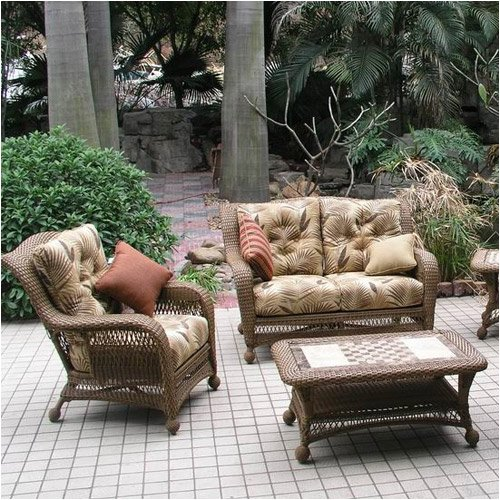Stone GT5674 Kate Collection Outdoor Conversation Set by Fire Stone