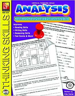 critical thinking skills exercises adults