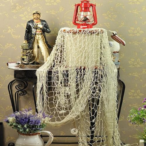 vktech-antique-decorative-nautical-fishing-net-beach-party-mediterranean-style-beige-with-all-the-de
